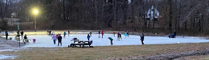 Ice Rink - Winter 2021