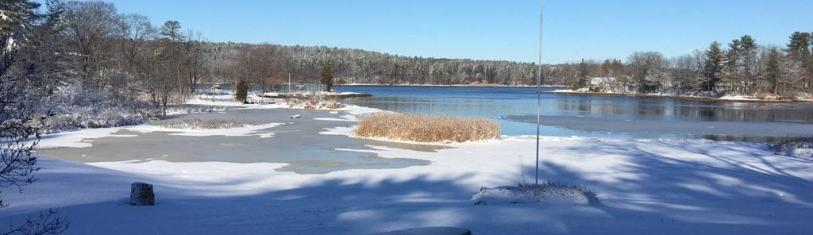 River Winter - Shapleigh